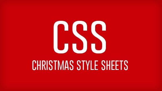 CSS Webdesign