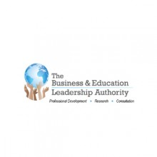 The Business & Education Leadership Authority Professional Development, Research logo