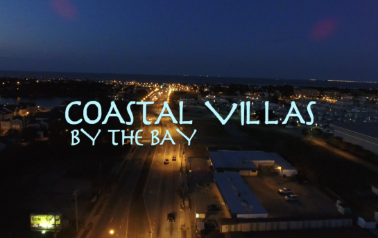 Coastal Villas Drone Video