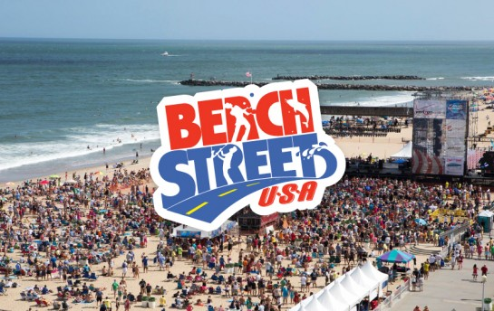 Beach Street USA Summer Poster Thumbnail
